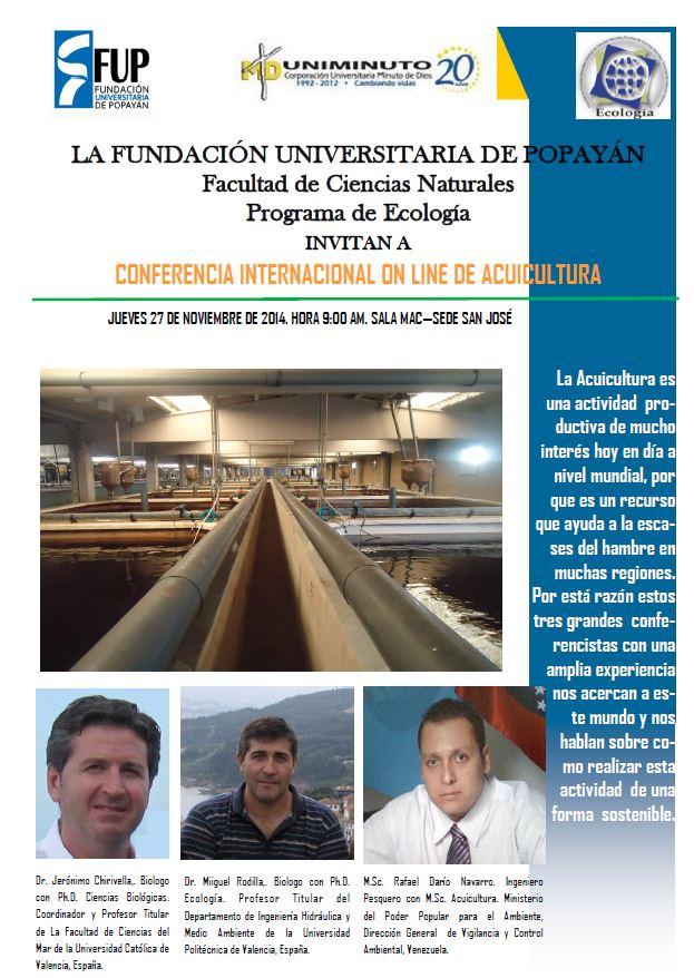El profesor Jerónimo Chirivella dará una conferencia online en la Universidad Católica de Valencia