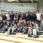 Los alumnos de 3º visitan el Instituto de Ciencias del Mar de Barcelona (ICM-CSIC)