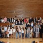 'V Edició del Parlament Universitari' con la participación de los estudiantes de la UCV