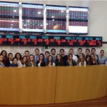 Visita a la Bolsa de Valencia