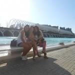 Erasmus en Valencia: Giulia y Francesca