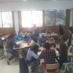 Seminario de lectura en el grado de Educación Social