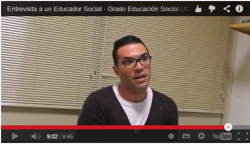 Entrevista a un educador social
