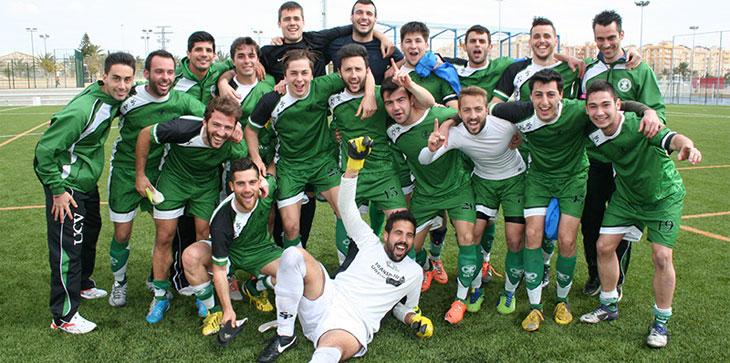 Equipo de fútbol UCV