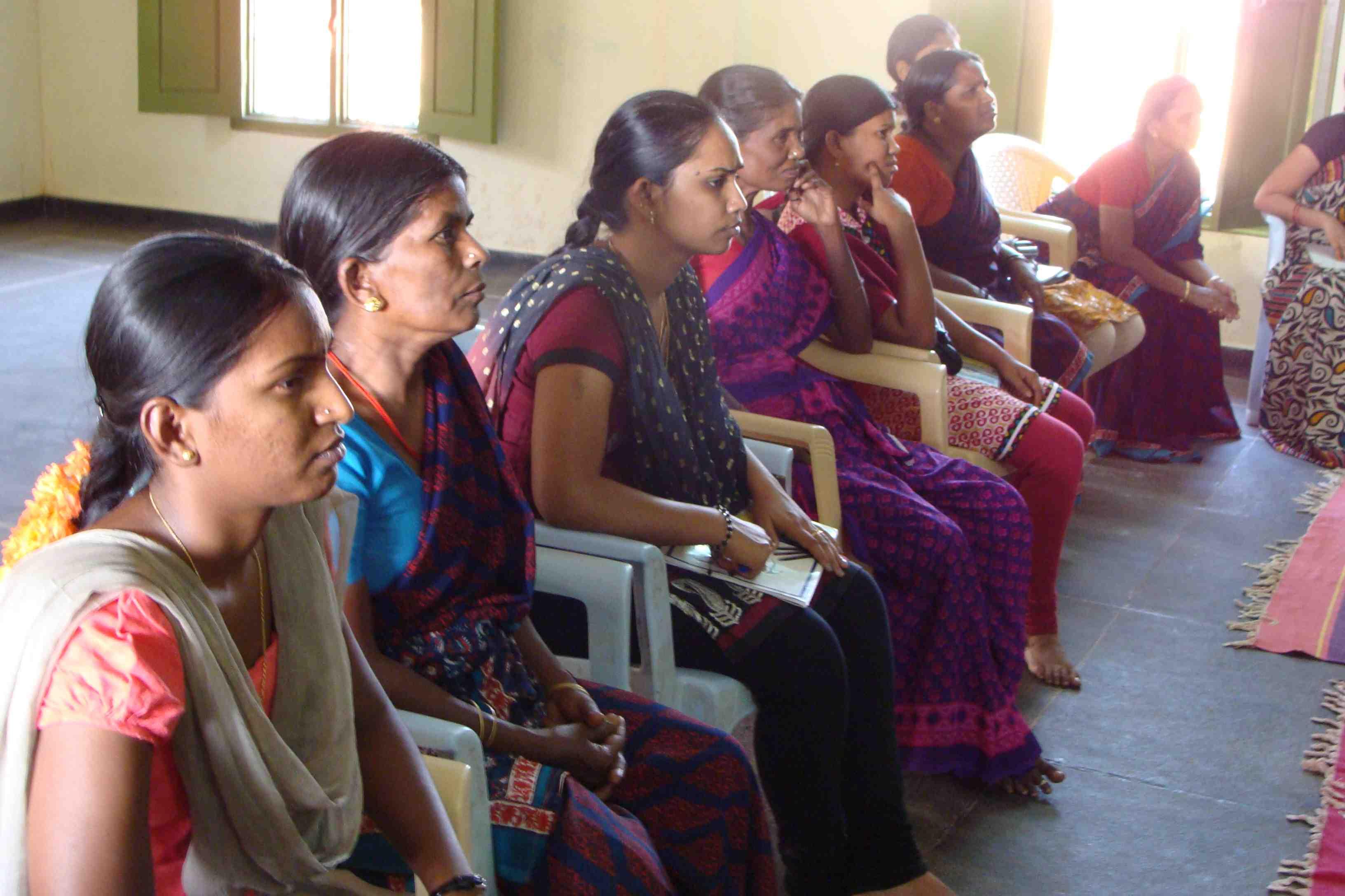 Educadoras, Maestras en el curso