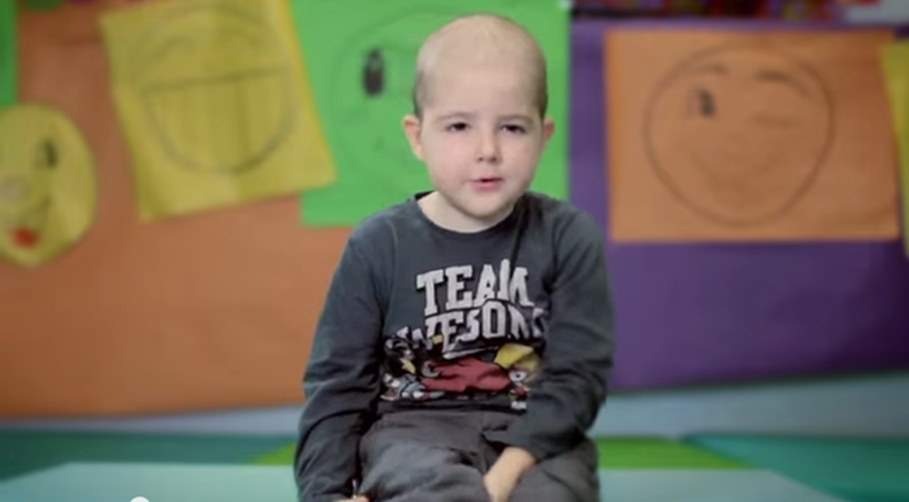 Lipdub contra el cáncer infantil