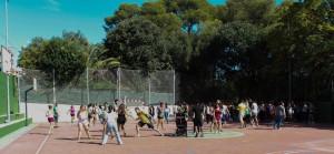 Jornadas de Acogida de Estudiantes de 1º: Juegos (1)