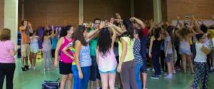 Jornadas de Acogida de Estudiantes de 1º: Dinámicas del gimansio(1)