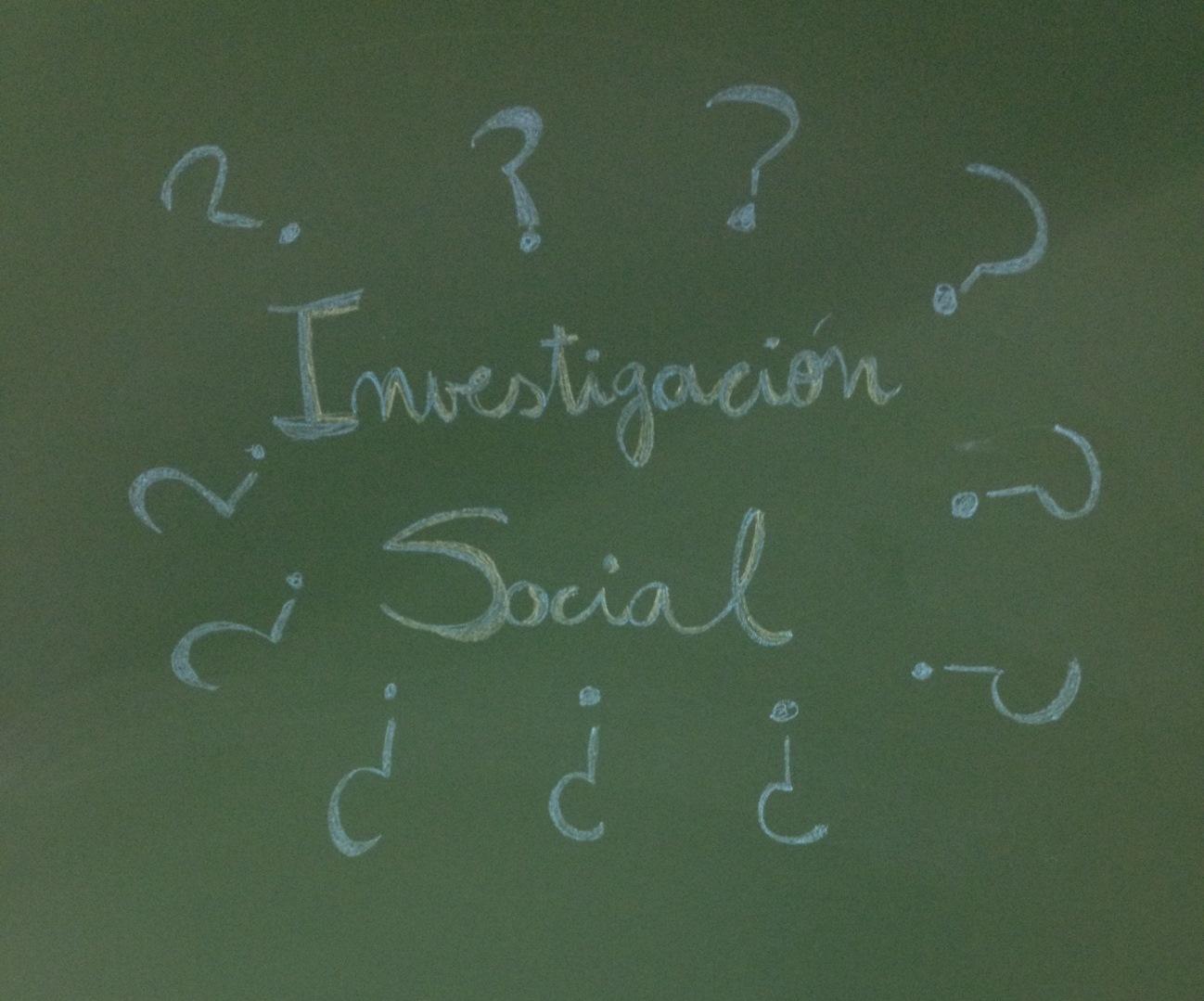 La investigación social y su relación con el grado