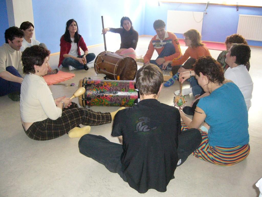 Musicoterapia en el aula