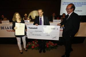 3er Premio de Investigación de CECOVA a una alumna de Enfermería de la Universidad Católica de Valencia