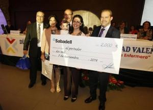 CECOVA premia a dos alumnas en un Premio de Investigación por sus respectivos trabajos
