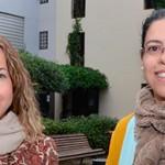 Las alumnas Aurora González y Mª José Mocholí galardonadas con un Premio de Investigación en Enfermería por sus Trabajos Fin de Grado