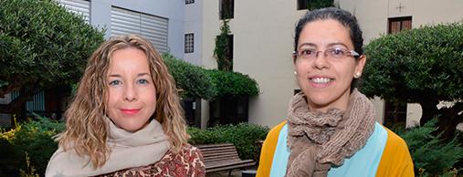 2º y 3er puesto de dos alumnas de Enfermería en un Premio de Investigación