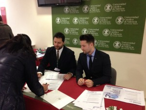 Congreso Internacional Católico de Ciencias de la Salud, con gran asistencia de profesores y alumnos de la Facultad de Enfermería