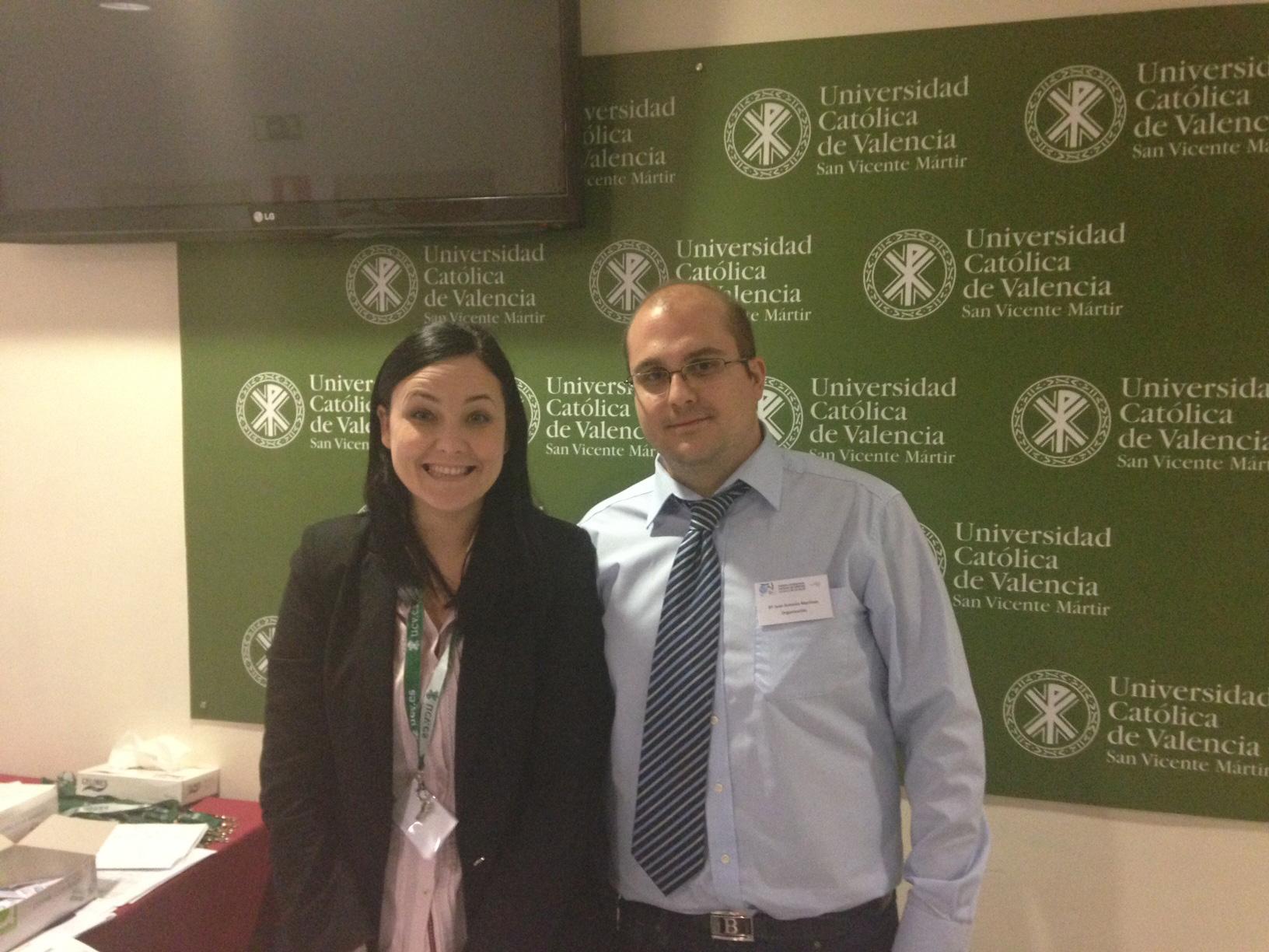 Presencia de la UCV en el Congreso Internacional Católico de Ciencias de la Salud