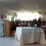 Noticias Sede Mare de Déu del Lluch. Eucaristía inicio de curso 15 – 16