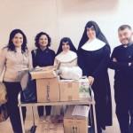 Visita a las Religiosas Siervas de la Pasión de la Casa Cuna Santa Isabel y a las Hermanitas de los Ancianos Desamparados