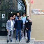Alumnos de 4º curso de nuestra Facultad realizan sesiones de formación a alumnos de Bachillerato.