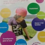 La Facultad de Enfermería colabora con la Asociación de familiares con síndrome de Rett