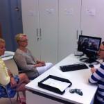Visita institucional de profesoras de la Universidad finlandesa de Jyväskylä (JAMK)