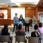 """Clausura del curso """"Apoyo a la continuidad de estudios de mujeres embarazadas"""""""