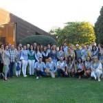 Acto de clausura e inauguración de los másteres de la Facultad de enfermería