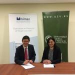 Colaboración entre la UCV y UNIMAT Prevención