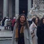 Experiencia Erasmus de Alicia Álvaro en Roma