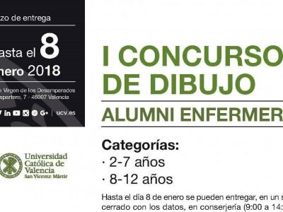 UCV CONCURSO DIBUJO ENFERMERIA CARTEL A4