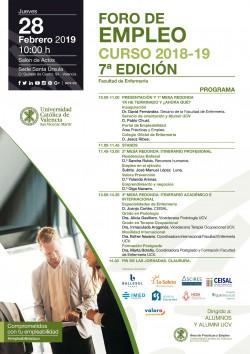 UCV FORO EMPLEO 2019 ENFERMERIA_def
