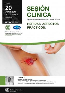 CARTEL Heridas, aspectos prácticos, 20 junio - copia