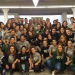La UCV colabora en el maratón de Valencia