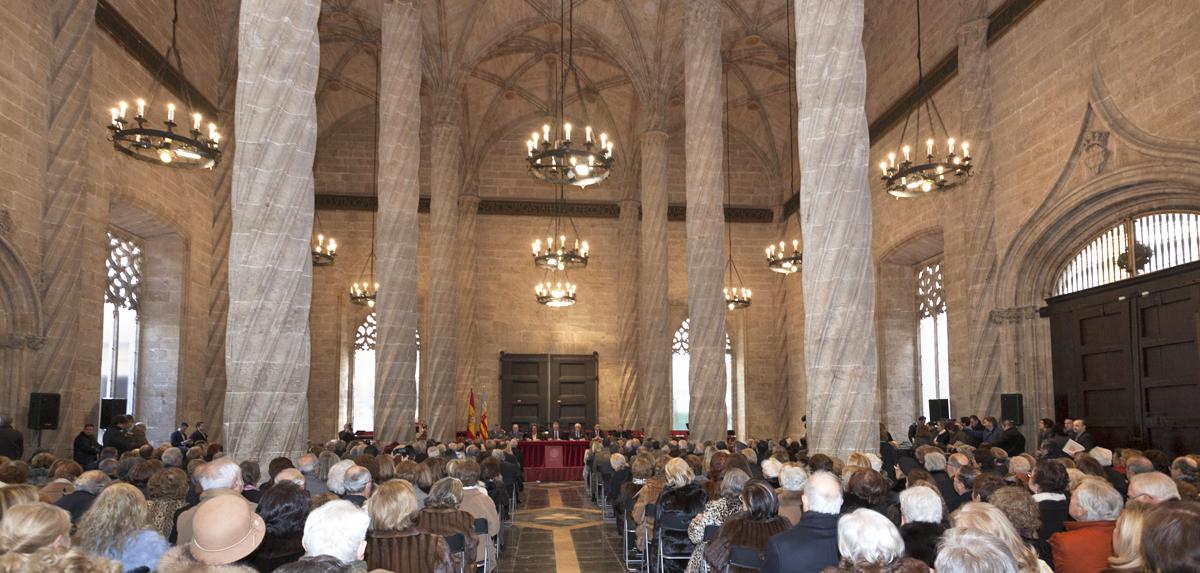 centenario de la Real Academia de Cultura Valenciana