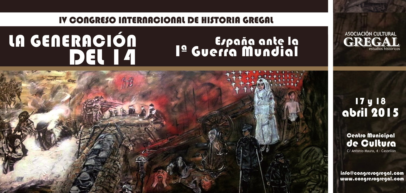 La Generación de 1914 y la Primera Guerra Mundial