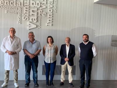 Visita Universidad de Alicante