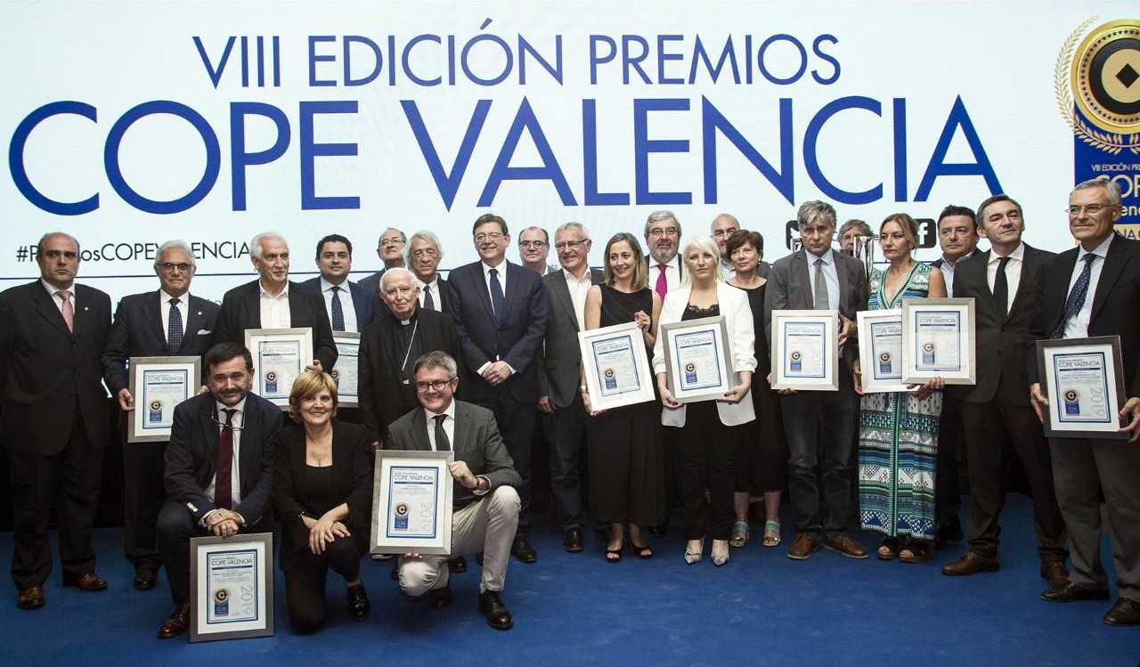 premio COPE Valencia 2019 generl