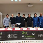 2nd International Conference of Football: Training methods and Social Issues