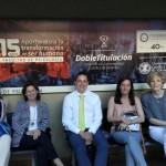 Visita de la Facultad de Psicología UCV a CES