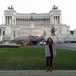 EXPERIENCIA OUT – ALICIA EN ROMA