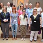 Reunión del grupo de investigación IGALA – Laura Angelini