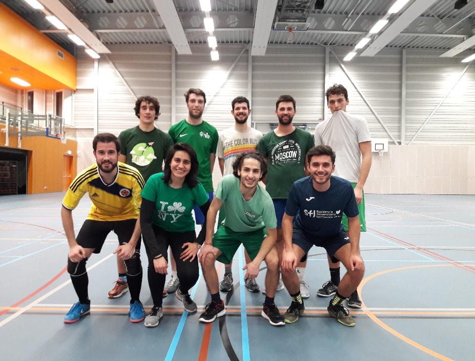 equipo de futbol