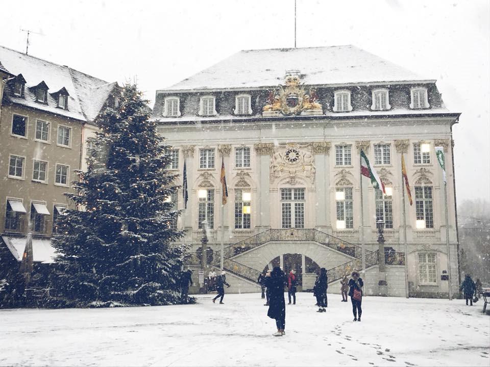 El ayuntamiento de Bonn