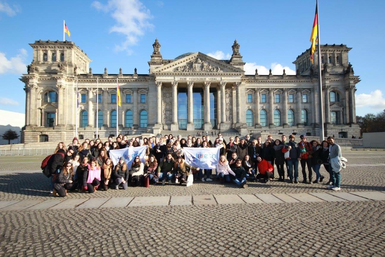 Viaje a Berlin con la ESN