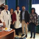 Experiencia PAS-PDI – Miryam Gia-Escudero y Rubén Lorca en la Universidad Tor Vergata