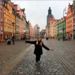 Experiencia OUT – Noelia Blázquez en Wroclaw