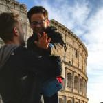 Experiencia OUT – Rodrigo Rico en Roma