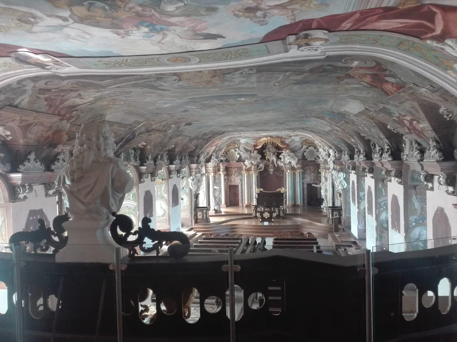 Sala Leopoldina (aula magna)