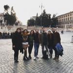 Experiencia OUT – Laura Alcantud en Roma