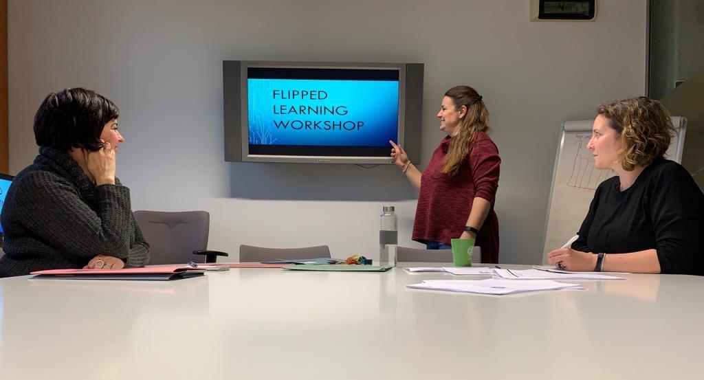 Flipped clasroom seminar